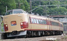 """かつてみんなが憧れた特急電車はいまどうしているのか? わずかに残る""""国鉄形特急電車""""の現在"""