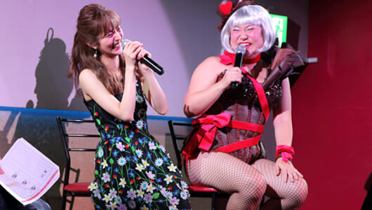 バービー&堀田茜がバレンタインにまつわる甘い経験・苦い経験を告白! 会場から悲鳴も