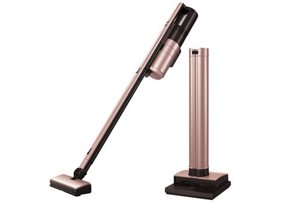 【SPEC】空気清浄適用床面積:6.9㎡(~4.2畳)●サイズ/質量:W250×H1087×D252mm/約4.7kg(共にセット時)