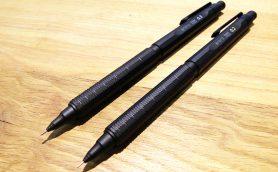 文房具のプロが即ゲットを推奨! ぺんてるの最新フラグシップモデル「オレンズネロ」はシンプルで実に書きやすい