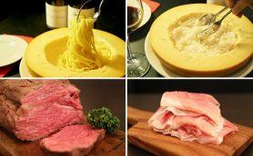 「ローストビーフ1000円食べ放題」のお店に新メニュー! 日本人に一番合うゴーダチーズを使った濃厚パスタと絶品リゾット