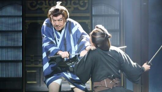 古田新太、義理と人情に生きる元盗賊を熱演! ハードボイルド時代劇「乱鶯」4月より映画館で上映!
