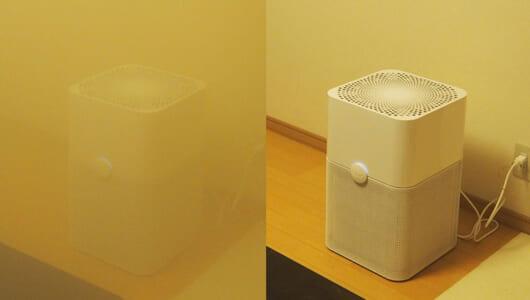 煙もくもくの部屋もこんなにスッキリ!  北欧発「家電っぽくない」空気清浄機の強大なパワーに驚いた