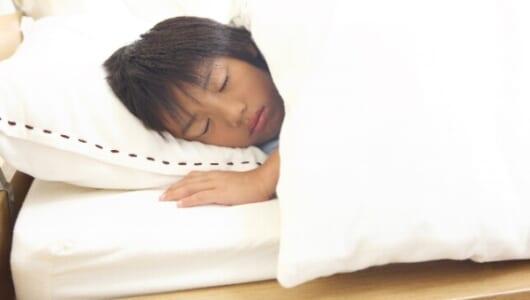 脳の発達には順番がある―― 睡眠不足の悪影響は想像以上に深刻【子どもが伸びる家庭の10の習慣】