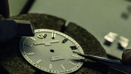 買える「ロレアート」が満を持して登場! ジラール・ペルゴの新作はデザイン・価格共に大満足!