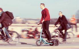 人力セグウェイ? 立ちこぎ専用シートレスステッパー三輪車「Me-mover FIT」が日本にやって来る!