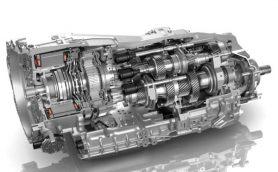 ZFがポルシェと共同開発! 新たな8速DCT+HVミッションを発表