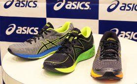 アシックスが一挙6モデルの新作シューズを投入! 「特許技術」「東京マラソン限定」など見所も満載
