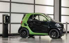 新型スマートの電気自動車「スマート・エレクトリック・ドライブ」がついにデビュー!
