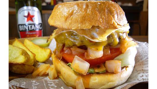 若手の独立が相次ぐハンバーガー業界注目の一店! 「サンバルソース」で専門家をも魅了した小伝馬町の「JACK37BURGER」