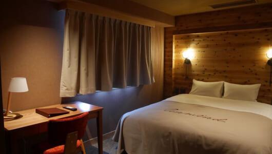 客室にバルミューダ ザ・トースターを完備!   引きこもりが楽しい札幌「ホテルアンワインド」