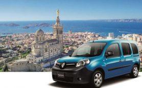 マルセイユから見渡す地中海の青――ルノーから芸術的なボディーカラーの限定モデルが登場!
