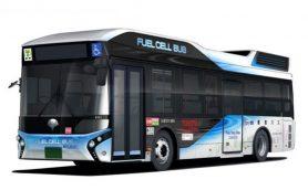 """トヨタが燃料電池バスを東京都に納車――あくまで""""トヨタブランド""""こだわる理由は?"""