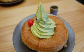 """関東に初出店したコメダの和喫茶「おかげ庵」が想像以上に""""和""""! 名物「シロノワール」も和風に変身"""