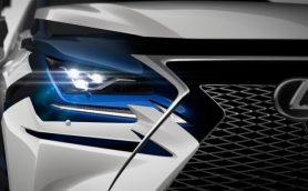 主力SUVが初のアップデート! レクサスが新型NXのワールドプレミアを予告