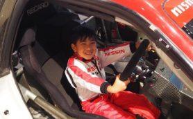 クイズにライブ、クライミングまで! 日産自動車が横浜本社でファミリーイベントを開催