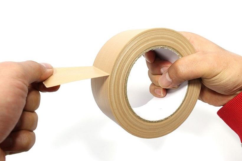 ↑本来なら右手親指が芯に当たってる部分が痛いはずだが、このテープなら痛くない