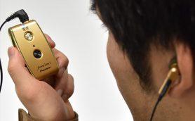 """【耳の日】集音器と補聴器って何が違う? オーディオメーカー製""""集音器""""は両親への贈り物にぴったり【プレゼントあり】"""