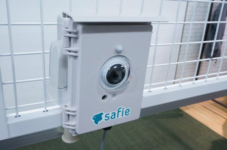 ↑工事や建設現場向けカメラ。杭打ち問題などの監視にも利用される