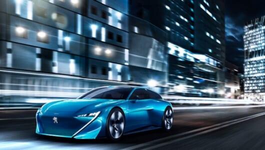 キーワードはズバリ「自由」! プジョーが完全自動運転を見据えた新型コンセプトカーを公開へ