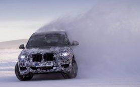極寒の地でのテストをクリア! BMW「X3」がいよいよフルモデルチェンジへ【動画】