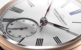 美しさに磨きをかけたモリッツ・グロスマンの新作は歴史的な懐中時計にも通じる佇まい