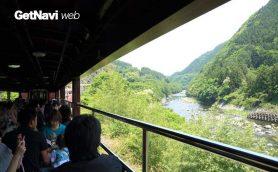 「トロッコ列車」に「レストラン列車」……この春は流行りの「観光トレイン」で列車旅に出かけてみよう!