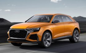 最上級SUV「Q8」のコンセプトほかアウディ注目モデルをピックアップ!【ジュネーブショー2017】