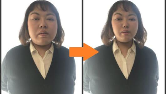 【iPhoneでAdobe】このひと手間で印象が変わる! 「目の大きさ」や「顔の輪郭」の補正ワザ
