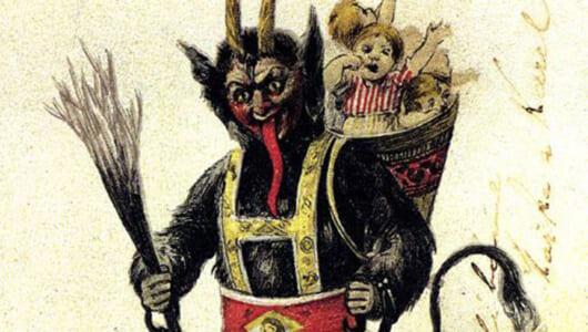 """【ムー悪魔伝説】ヨーロッパには""""なまはげ""""的モンスターがいる!? アメリカでは「悪魔になってしまえ!」が現実になった例も"""