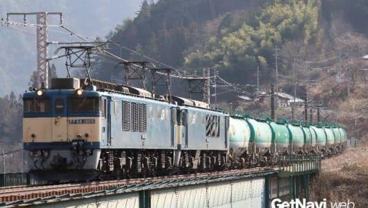 3月4日のダイヤ改正で貨物列車事情が一変! いまのうちに見たい撮りたい古豪機関車8選