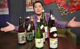 飲食店経営の酒豪プロレスラーが「本気で店に置きたい日本酒」は? 一升約2000円の日本酒レビュー10本ノック!