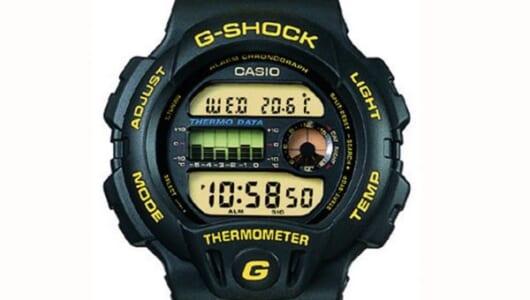 """""""壊れない時計""""G-SHOCK歴史秘話――1990年台前半、ストリートが熱狂した本物だけが持つ機能美"""