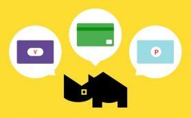 """ポイントカードで膨らんだ財布にサヨナラ! 「スマホサイフ」で100万円相当の""""純金のサイ""""が当たる"""