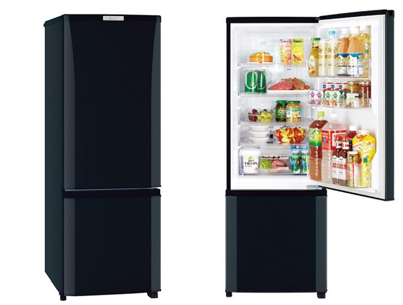 ●定格内容積168ℓ●冷凍室容積:46ℓ●年間消費電力量:340kWh/年●庫内浄化機能:なし●サイズ/質量:W480×H1338×D595㎜/39㎏