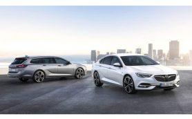 フルモデルチェンジで大幅な軽量化! オペル新型「インシグニア」セダン&ワゴンが同時デビュー!