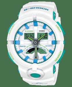 ↑G-SHOCK「GA-500WG-7AJF」/1万8360円