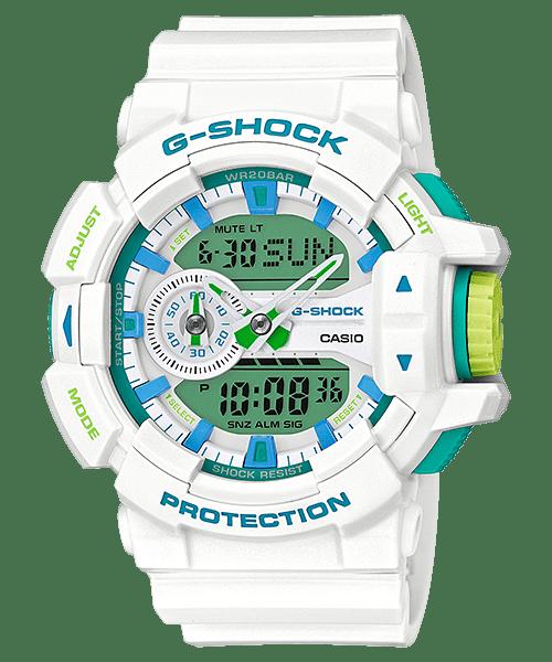 ↑G-SHOCK「GA-400WG-7AJF」/1万7280円