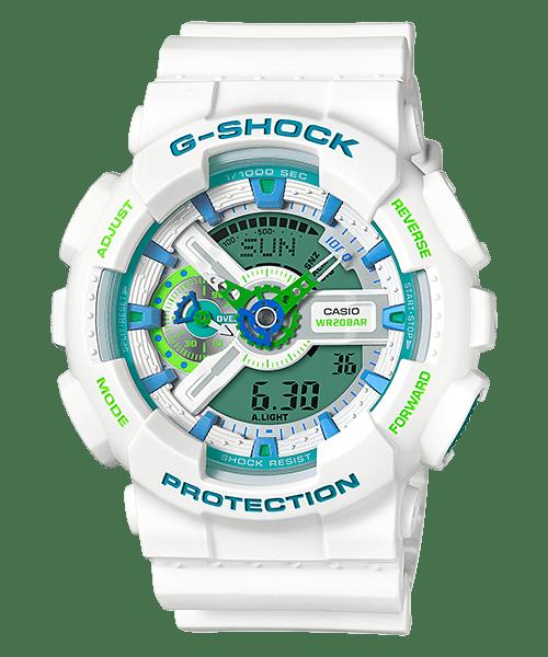 ↑G-SHOCK「GA-110WG-7AJF」/1万6200円