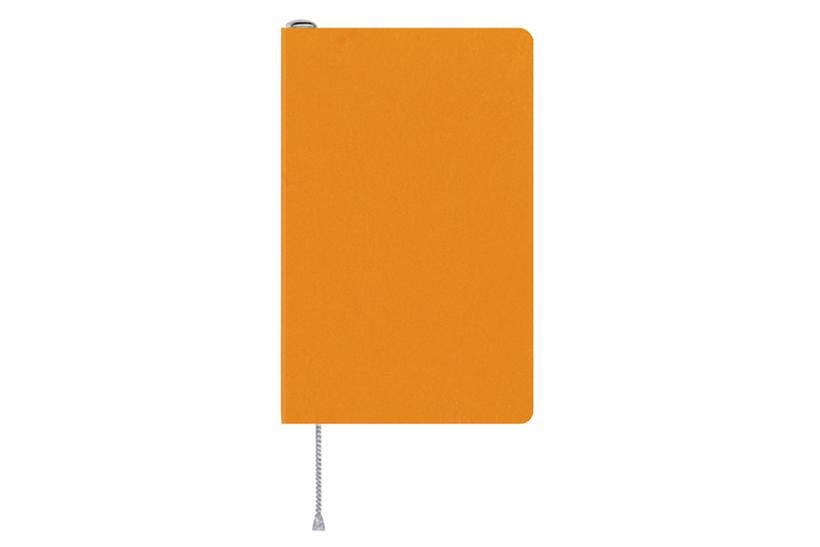 ↑文房具の達人監修 いつでも記録できる手帳