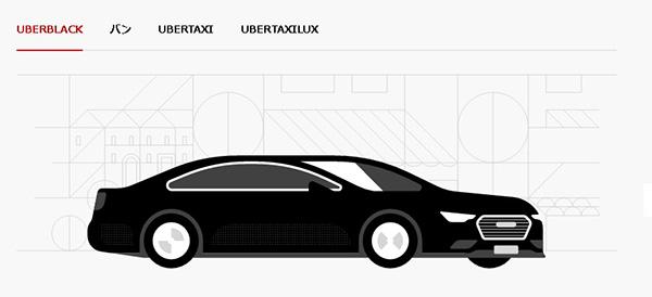 出典画像:「Uber」公式サイトより