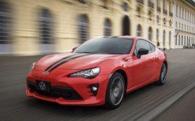 オレンジをキーカラーに高級感を演出! トヨタUSAが「86」の特別仕様車を発表