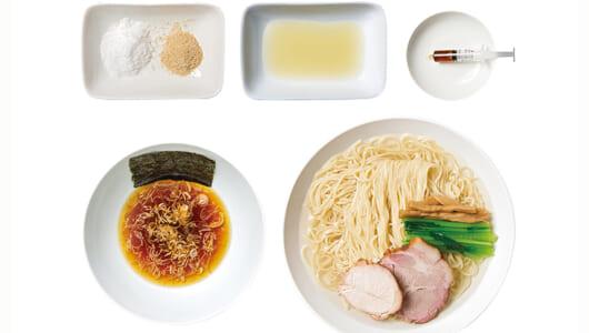 ラーメン&つけ麺に注射をするニュースタイル! 食欲そそるツルツル麺と煮干油がたまらない東神奈川「らぁめん 夢」
