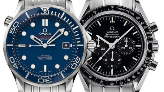 【時計ブランド解説:オメガ】スイス時計界の名門が驚異の実行力で成し遂げた数々の偉業とは?