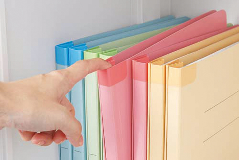 ↑棚から出すときに指をかける部分を補強。従来品の2倍の強度だ