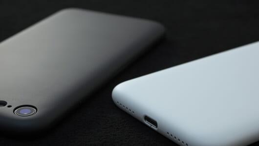 引き算の美学で作ったiPhoneケース「MYNUS iPhone 7 CASE」