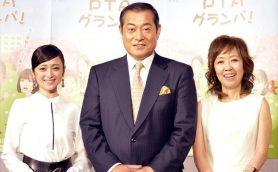 松平健、自身初のPTA役に挑戦!「僕も小さい子供がいるので勉強になる」