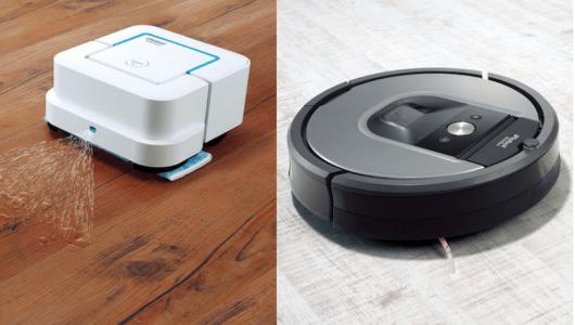 【家電大賞/ロボット掃除機部門】アイロボットがW受賞! ルンバ&ブラーバが走行性能・清掃力・使い勝手のバランスで圧倒!