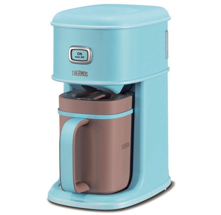 ↑サーモスの「アイスコーヒーメーカー ECI-660」(実勢価格5780円)