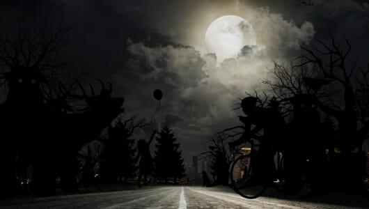 この暗闇に何が見える? フォードが夜間の安全性を高める新安全システムを発表!